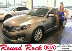 #HappyBirthday to Ashley Small from Ruth Largaespada at Round Rock Kia!