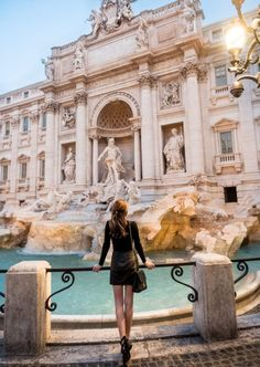 """ROMA, ITALY Photo from the one and only """"Waking up in Roma this morning ✨ falling back in love with this city hard since my first visit with papa ten years ago (he's very jealous - Hi Dad!) Go Travel And Sea Rome Pictures, Travel Pictures, Travel Photos, Rome Photography, Travel Photography, Rome Travel, Italy Travel, Italy Vacation, Italy Honeymoon"""