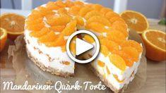 Heute zeige ich euch eine ganz leckere einfache Mandarinen-Quark-Torte OHNE BACKEN ! Sie schmeckt einfach himmlisch ! Ich wünsche euch viel Spaß be...