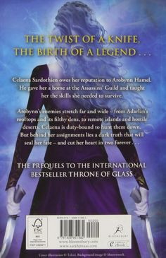 The Assassin's Blade (Throne of Glass #0.1-0.5), Sarah J. Maas