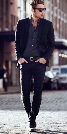 All black Mais