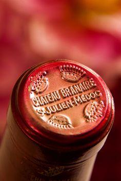 Châteaux Branaire Ducru, grand cru classé 1855 #wine #vin #grandcruclasse #1855 Chateau On The Lake, Cru Wine, Saint Julien, Bordeaux, Grand Cru, Wine And Spirits, Beer, Personalized Items, Unesco
