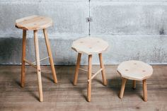 Taking cues from traditional woodsman's furniture, the PLANE Stool is a simple construction in English hardwood, updated and re-interpreted in our idiosyncratic way. The surfaces are precisel… Counter Bar Stools, Hand Shapes, Studio, Hardwood, Minimalist, Traditional, Simple, Plane, Furniture