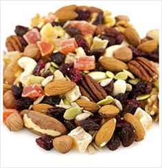 HEALTHY, HEARTY TRAIL MIX