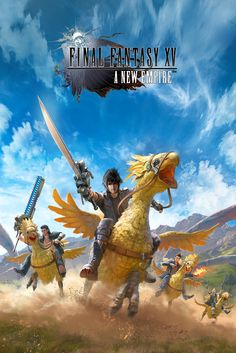 Charge ahead! Capture the Crystal in Final Fantasy XV: A New Empire.