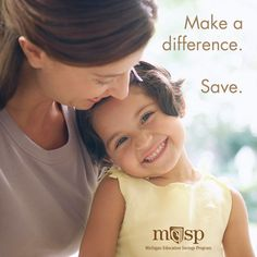 When it comes to college savings, many parents think they can't save enough to make a difference. It's not about paying for everything – it's about saving what you can. MESP can help you every step of the way.