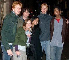 Harry Potter Cast Photo: cast picture