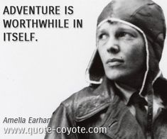 Amelia Earhart Quotes Adorable Amelia Earhart Quotes Httpgoodnessdeterminedwisdomisms