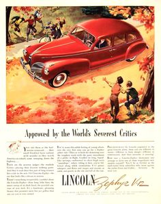 Ford Motor Co, 1940