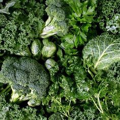 Add #kale to your #smoothie, spinach to your salad or sandwich or brussel sprouts as a hearty #dinner side dish.