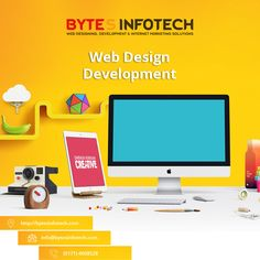 www.Bytesinfotech.com is Website Designing Company/Agency in Chandigarh offers Custom Development, Responsive Website Designing and Mobile Website Development company. For more information contact with our expert at www.bytesinfotech.com    or call  : 9467887210  /  0171-4008528