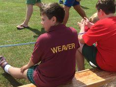 Congratulations Weaver for winning the Athletics!