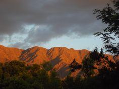 IGI - Merlo San Luis Four Square, Celestial, Mountains, Sunset, Nature, Travel, Outdoor, Dads, Outdoors
