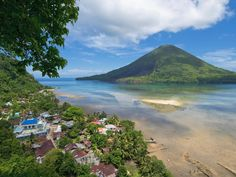 """Explore the group of islands to the north and northeast of Australia, The volcanic Banda Islands are part of Maluku, historically known as the """"Spice Islands."""""""