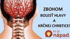 Fyzioterapeut ukázal najjednoduchší spôsob, ako zastaviť bolesť krčnej chrbtice: Naučte to aj rodinu! Sciatica, Health Fitness, Exercise, Workout, Therapy, Diet, Anatomy, Ejercicio, Work Out