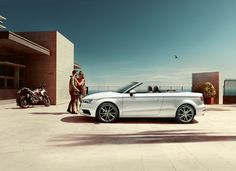 Together #Audi #A3 Convertible