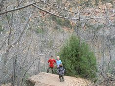 Trail to the Emerald Pools at Zion National Park.The Lemonade Digest