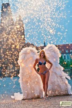 wings are a girls best friend :)