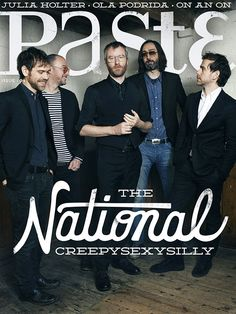 Paste Mag // Issue 104 // The National
