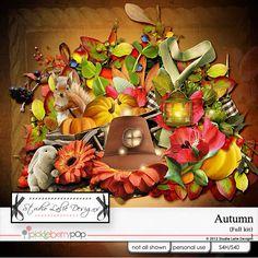 Autumn by Studio Lalie Designs  Shop @ Pickleberrypop: https://www.pickleberrypop.com/shop/manufacturers.php?manufacturerid=126