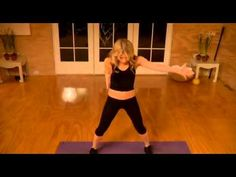 The Tracy Anderson Method   Mat Workout -do this 5-6 times per week... craze amaze results! (I started oct 2nd.) LOVE IT!!