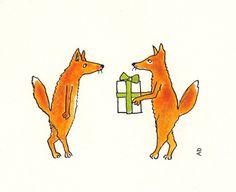 present fox