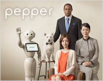 SoftBank Robotics Holdings Corp, operating as a subsidiary of SoftBank Corp, develops robots and offers robot-related products and services. The company's robots include NAO, Pepper, and Romeo.