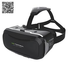 e8a95f9d7f91 Tepoinn Second Version VR Glasses Virtual Reality Headset with Magnetic  Trigger Much Lighter Version Virtual Reality Goggles Generation VR Box VR  Glasses(No ...