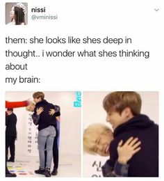 I never felt so understood, i never related so hard - this is me and my existence. What is life anymore? #Kookmin #notexaggeratingnope