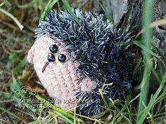Вяжем забавного ёжика Бобо крючком - Ярмарка Мастеров - ручная работа, handmade Amigurumi Toys, Chrochet, Cute Dolls, Crochet Toys, Hedgehog, Bird, Animales, Crochet, Crocheting