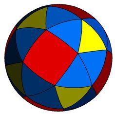 snub cube polyhedron - Buscar con Google