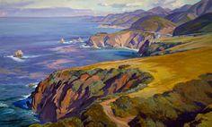 John Comer  - Bixby Creek Big Sur