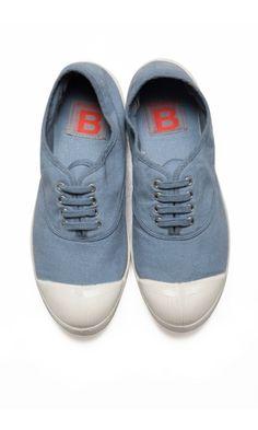 new style 041e1 70fd9 Ben Simon Tennis Shoes Lacet Grey Blue at Florence Boutique, Karori Road,  Karori, Wellington New Zealand