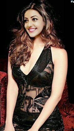 Kajal Agarwal Indian Bollywood Actress, Beautiful Bollywood Actress, Most Beautiful Indian Actress, South Indian Actress, Bollywood Fashion, Beautiful Actresses, Bollywood Girls, Actress Pics, Tamil Actress Photos