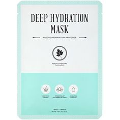 Forever 21 Kocostar Deep Hydration Mask ($5.90) ❤ liked on Polyvore featuring beauty products, skincare, face care, face masks, moisturizing facial mask, hydrating facial mask, hydrating mask, dry skin face mask and face mask