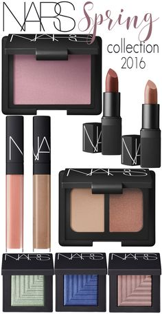 NARS Spring 2016 Color Collection Nouvelle Vogue. — Beautiful Makeup Search