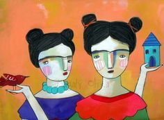 her art. magaly rocks!