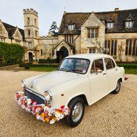 kushi cars - vintage Indian ambassador car hire http://www.kushicars.co.uk
