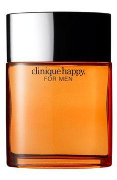 Clinique 'Happy' for Men available at #Nordstrom//Me encanta, es mi aroma favorita.