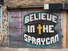 Believe in the Spraycan