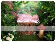 Fairy Mini Session. Babies. Rhian Pieniazek Photography.