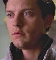 N°12 - 2004 - Tobey Maguire as Peter Parker - Spider-Man 2 by Sam Raimi