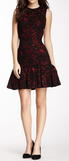 Elegant holiday dress