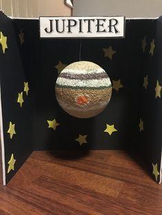 3rd Grade Jupiter Presentation Cara Project Mars