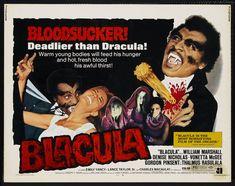 Blacula (1972) US poster