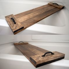 Bath Caddy from Timber Grove Studios on Etsy