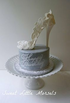 High Heel Show Cake