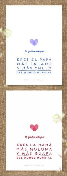 Imprimible gratuito para que los más pequeños puedan entretenerse dibujando y sacar una sonrisa a papá y mamá!