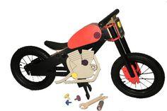 Natural Curiosities, Balance Bike, Patent Pending, Wood Toys, Tricycle, Custom Bikes, Motor Skills, To My Daughter, Kids Toys