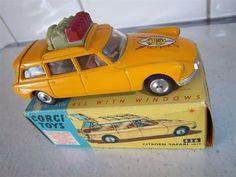 Annons på Tradera: Corgi Toys, nr 436. Citroen, Safari, olekt